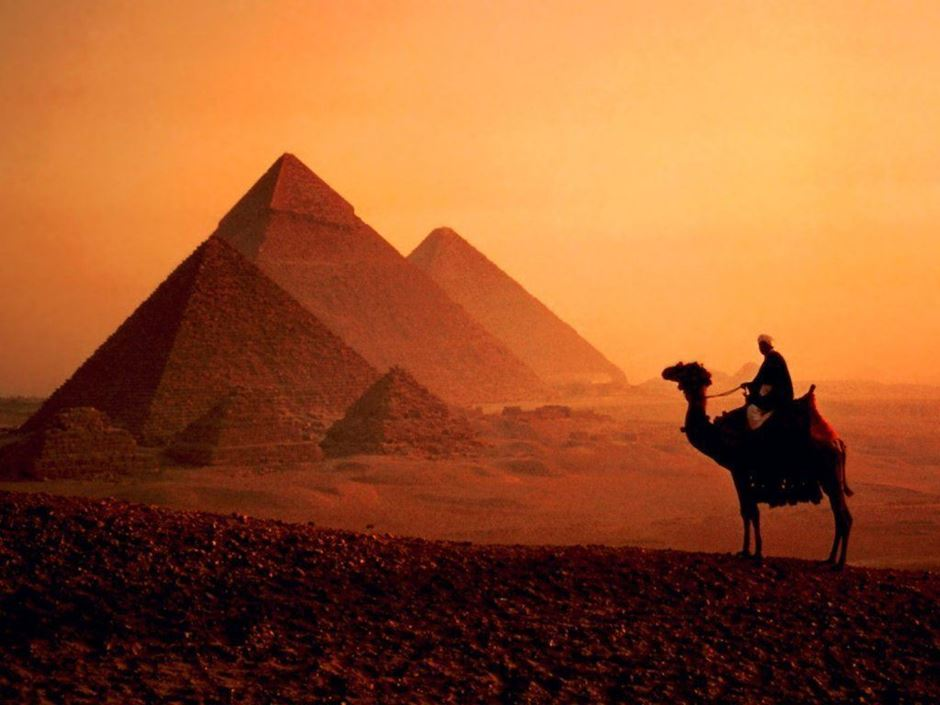 Picture of The Land of the Pharaohs in Egypt